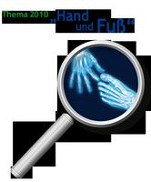 """""""Hand und Fuß"""" – NRW Schülerwettbewerb bio-logisch 2010 erreicht neuen Teilnehmerrekord"""